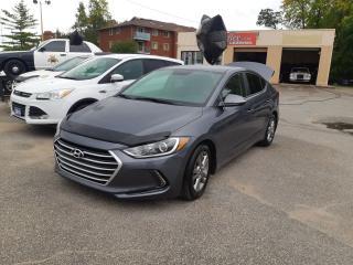 Used 2017 Hyundai Elantra SE for sale in Orillia, ON