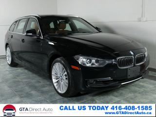 Used 2015 BMW 3 Series 328i xDrive Wagon Sport Touring NAV Pano Certified for sale in Toronto, ON