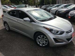 Used 2015 Hyundai Elantra GL/ AUTO/ POWER GROUP/ LOADED! for sale in Scarborough, ON