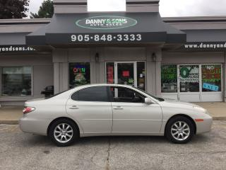 Used 2002 Lexus ES 300 w/Luxury Pkg for sale in Mississauga, ON