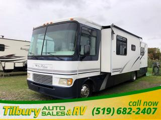 Used 1999 Monaco LaPalma Class A Excellent used motorhome for sale in Tilbury, ON