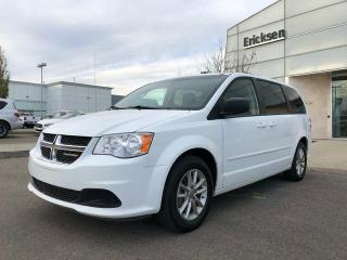 Used 2014 Dodge Grand Caravan SXT/STO N GO/DVD/BACK UP CAMERA for sale in Edmonton, AB
