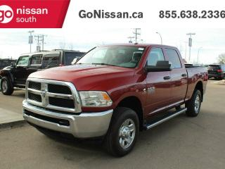 Used 2014 RAM 3500 ST: CUMMINS DIESEL! for sale in Edmonton, AB