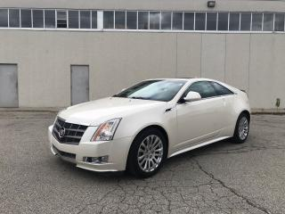 Used 2011 Cadillac CTS for sale in Toronto, ON