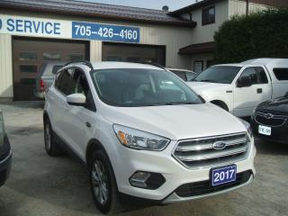 Used 2017 Ford Escape SE, AWD for sale in Beaverton, ON