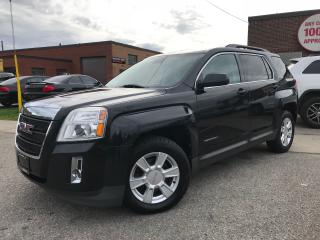Used 2011 GMC Terrain SLE-2| CLEAN CARPROOF| BLUETOOTH| CERTIFIED for sale in North York, ON