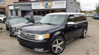 Used 2009 Ford Flex Limited w/DVD for sale in Etobicoke, ON
