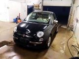 Photo of Black 2015 Fiat 500