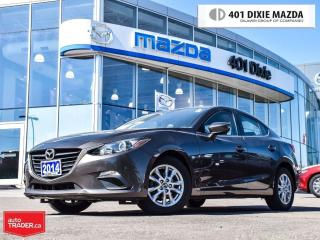 Used 2014 Mazda MAZDA3 GS-SKY,1.9% FINANCAE AVAILABLE, NO ACCIDENTS for sale in Mississauga, ON