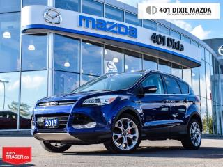 Used 2013 Ford Escape Titanium, NO ACCIDENTS, FINANCE AVAILABLE for sale in Mississauga, ON