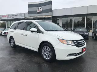 Used 2014 Honda Odyssey EX-L w/Navi for sale in Langley, BC
