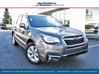Used 2018 Subaru Forester 2.5i Convenience - Extra Low KMs! Like New! for sale in North Vancouver, BC