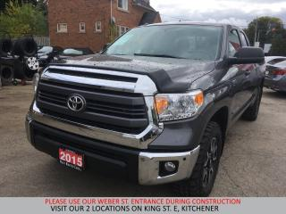 Used 2015 Toyota Tundra TRD Off-Road | CAMERA | HEATED SEATS for sale in Kitchener, ON