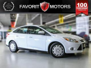 Used 2012 Ford Focus SE, Powered Features, USB/AUX Ports, Fog Lights for sale in North York, ON