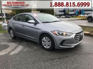 Used 2017 Hyundai Elantra for sale in Richmond, BC