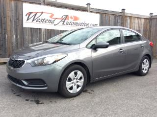 Used 2016 Kia Forte LX   32000 Kms for sale in Stittsville, ON