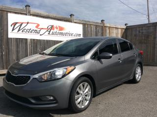 Used 2015 Kia Forte LX for sale in Stittsville, ON