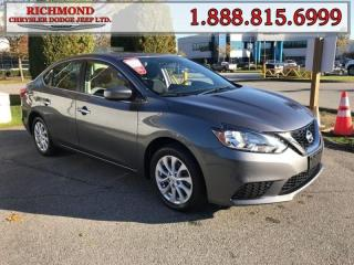 Used 2017 Nissan Sentra 1.8 for sale in Richmond, BC
