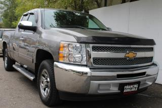 Used 2013 Chevrolet Silverado 1500 Ext Cab LS Cheyenne Edition for sale in Mississauga, ON