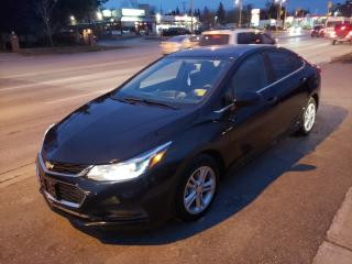 Used 2018 Chevrolet Cruze 4dr Sdn 1.4L LT w/1SC for sale in Toronto, ON