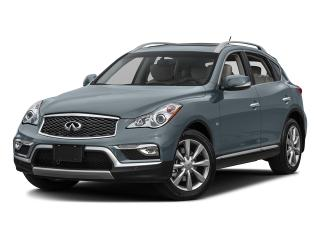 Used 2017 Infiniti QX50 Base  - $296.12 B/W for sale in Mississauga, ON