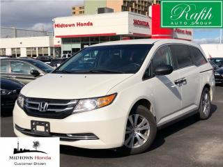 Used 2016 Honda Odyssey SE for sale in North York, ON