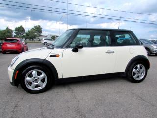 Used 2006 MINI Cooper 5 Speed Coupe Leather Alloys Certified 2Yr Warranty for sale in Milton, ON