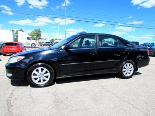 Used 2003 Toyota Camry LE V6 3.0L SEDAN AUTOMATIC LEATHER SUNROOF ALLOYS for sale in Milton, ON