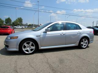 Used 2004 Acura TL 3.2L AUTOMATIC LEATHER NAVIGATION SUNROOF CERTIFIED 2YR WARRANTY for sale in Milton, ON