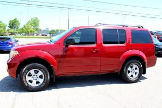 Used 2006 Nissan Pathfinder S Sport Utility 4WD ALLOYS for sale in Milton, ON