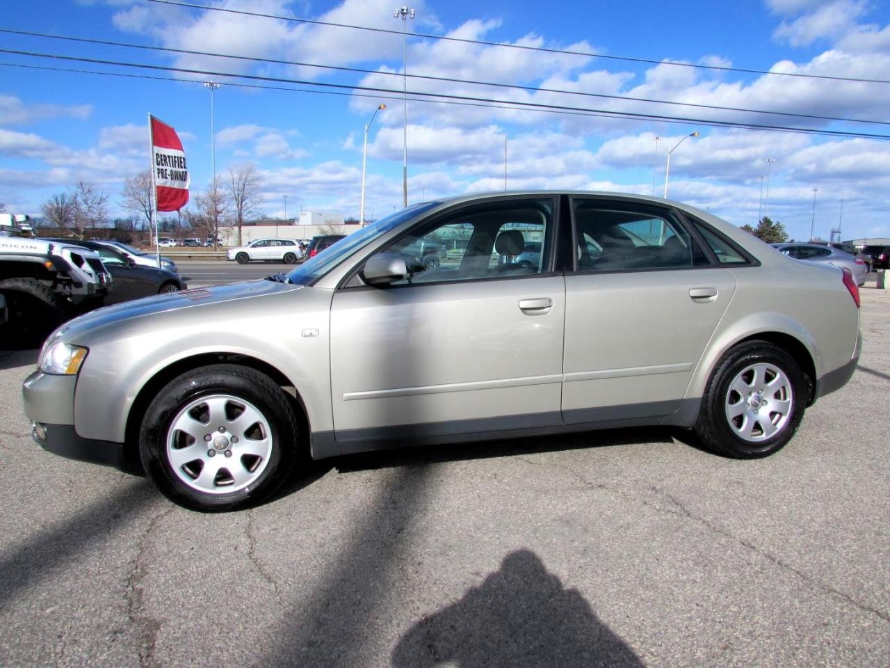 Used Audi A T Quattro LEATHER SUNROOF AUTO For Sale In - 2002 audi a4