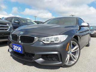 Used 2014 BMW 4 Series 435i xDrive for sale in Midland, ON