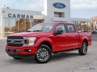 New 2018 Ford F-150 XLT for sale in Carman, MB