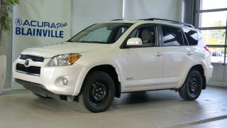 Used 2010 Toyota RAV4 LIMITED ** 4X4 ** for sale in Blainville, QC