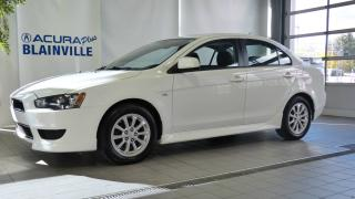 Used 2012 Mitsubishi Lancer SE for sale in Blainville, QC