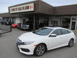 Used 2016 Honda Civic Sunroof for sale in Langley, BC