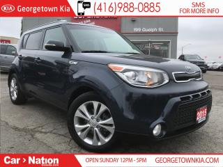 Used 2015 Kia Soul EX | ONE OWNER | B/U CAM| HTD SEATS| UVO for sale in Georgetown, ON