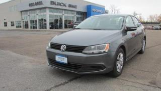 Used 2014 Volkswagen Jetta Sedan Trendline+ for sale in Arnprior, ON
