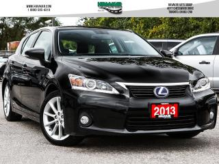 Used 2013 Lexus CT 200h Touring Hybrid for sale in North York, ON