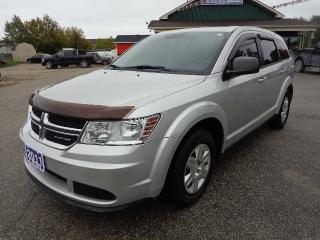 Used 2011 Dodge Journey SE for sale in Orillia, ON