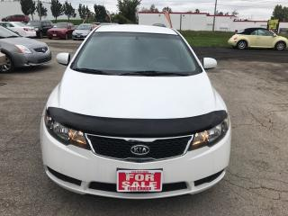 Used 2012 Kia Forte LX Plus for sale in Kitchener, ON