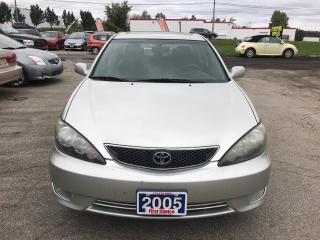 Used 2005 Toyota Camry SE for sale in Kitchener, ON