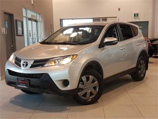 Used 2014 Toyota RAV4 LE-BLUETOOTH-SUV for sale in Toronto, ON