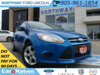 Used 2013 Ford Focus SE | HEATED SEATS | ALLOY WHEELS | for sale in Brantford, ON
