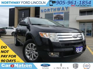 Used 2010 Ford Edge Limited | NAV | HEATED LEATHER | MOONROOF | for sale in Brantford, ON