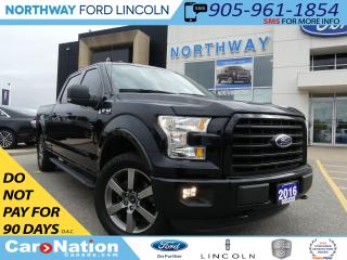Used 2016 Ford F-150 XLT | NAV | REAR CAM | TONNEAU COVER | for sale in Brantford, ON