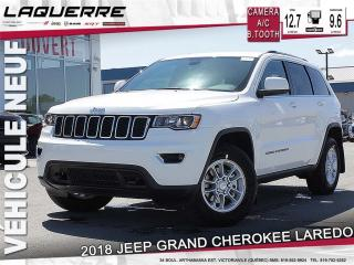 Used 2018 Jeep Grand Cherokee Laredo Hitch Temps for sale in Victoriaville, QC