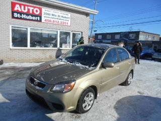 Used 2010 Kia Rio EX for sale in St-Hubert, QC