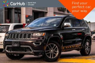 Used 2017 Jeep Grand Cherokee Limited|4x4|Navi|Backup Cam|R-Start|Leather|20