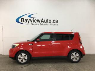 Used 2015 Kia Soul LX - ALLOYS! HTD SEATS! BLUETOOTH! CRUISE! for sale in Belleville, ON